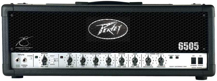 120W 2-Ch Tube Guitar Amplifier Head