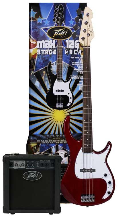 Bass Guitar Beginner Package
