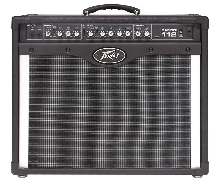 """80W, 12"""" TransTube Combo Amplifier"""