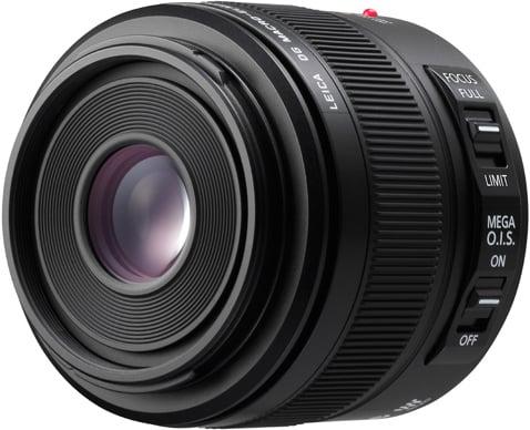 Leica DG Macro-Elmarit 45mm/F2.8 ASPH. / MEGA O.I.S. Lens for Lumix® G Series Digital SLR Cameras