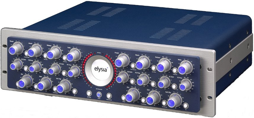 2 Channel Analog Compressor