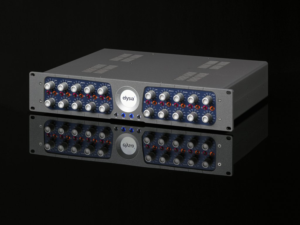 Equalizer, 2 Channel