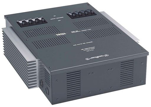 8-Channel Commercial Dimmer Pack, 2400W per Channel