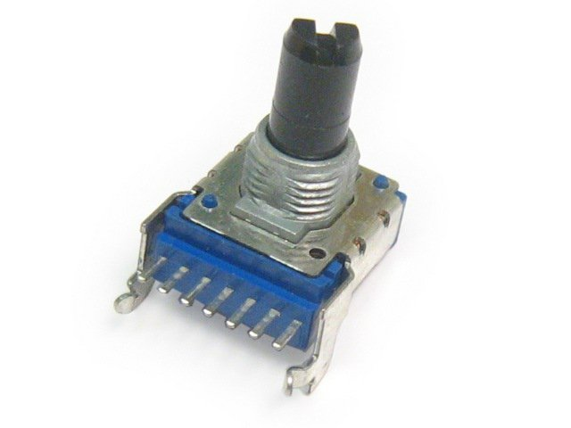 Input Gain Pot for K2, K3, and LX7