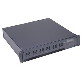 DS 8-24, 8x2.4kW Dimmer Pack with Stage Pin Panel