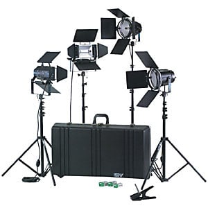 Lighting Kit 4000W Pro Studio (401422)