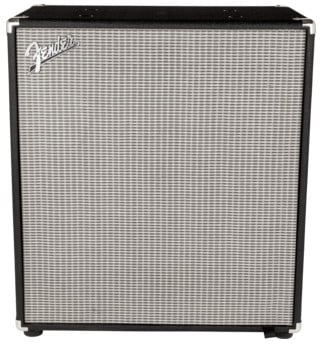 Fender Rumble 410 Cabinet 4x 10 Bass Speaker Cabinet 1 000W ...