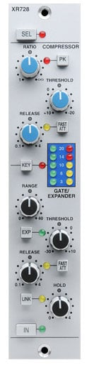 Stereo Dynamics Module f/X-Rack