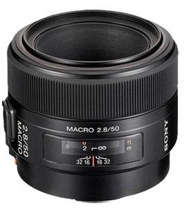 Lens, Macro, 50mm, f2.8