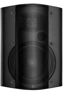 Patio Blaster P Series 80W Max. 3-Way Speaker, 70V, 8 Ohm