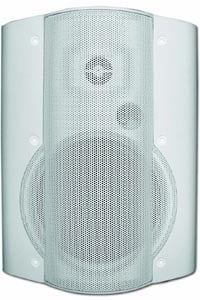 Patio Blaster P Series 45W Max. 2-Way Speaker, 70V, 8 Ohm