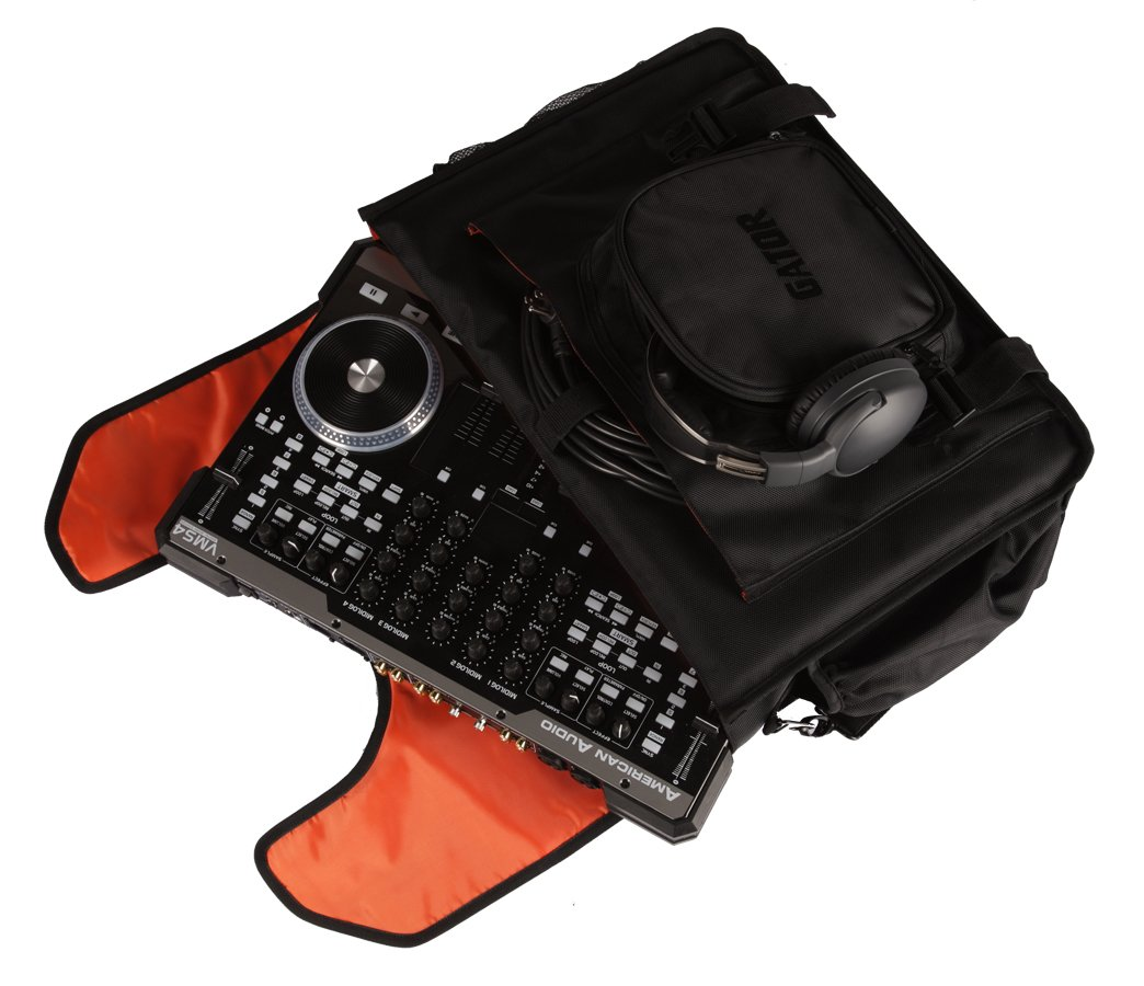 Messenger Bag for DJ Style Midi Recorder