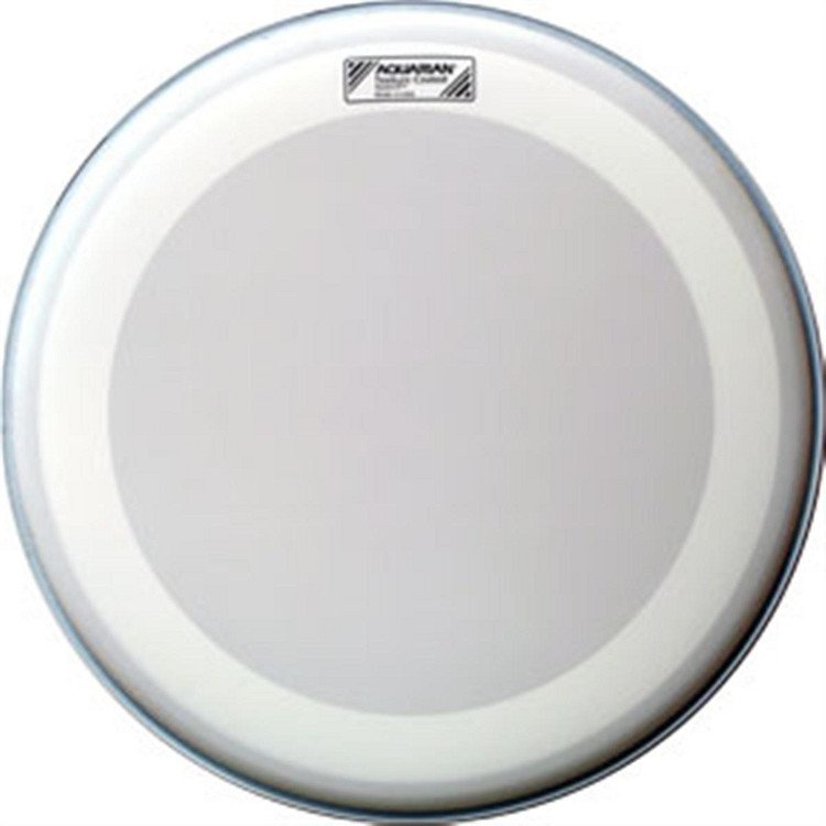 "16"" Satin Finish Texture Coated Single-Ply Drum Head"