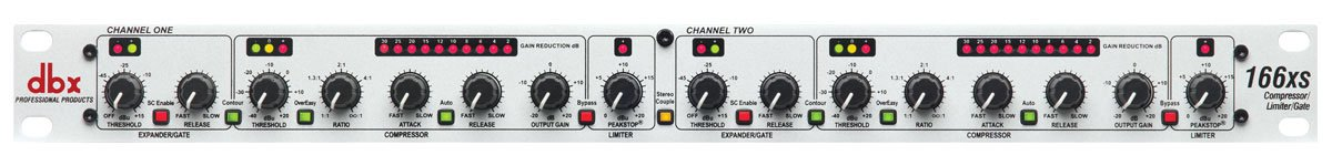 2-Channel Compressor/Limiter/Gate