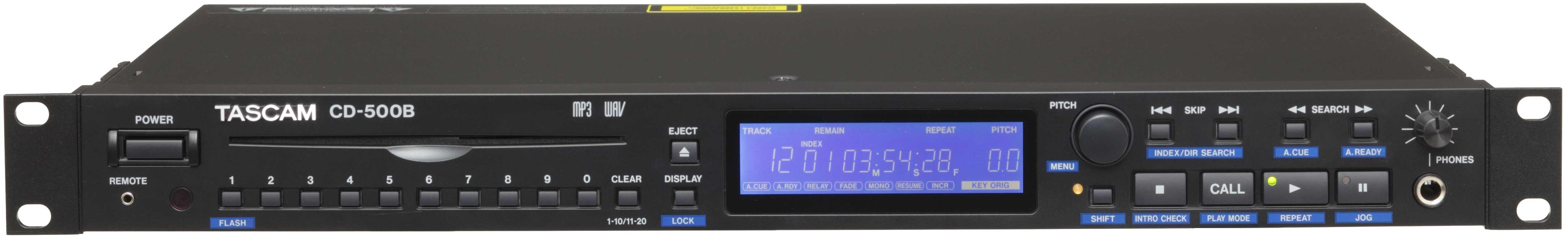 CD Player, Balanced Analog/Digital outputs