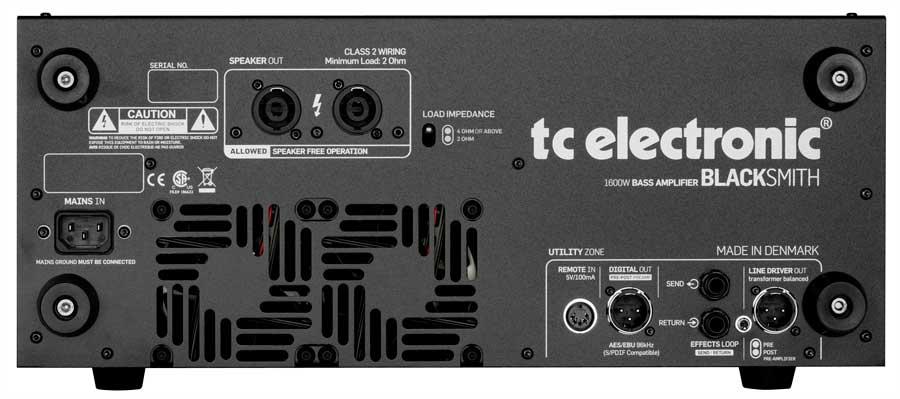1600W Bass Amplifier