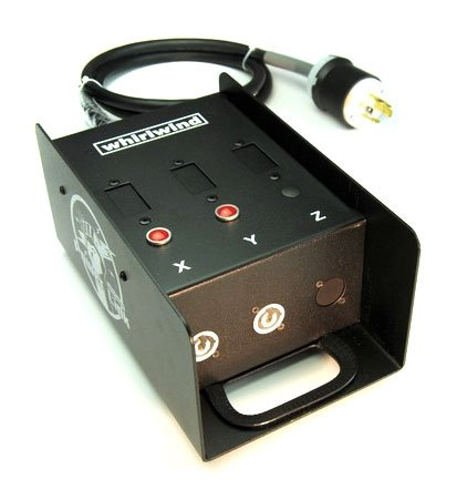 Power Link Distro with L14-30 NEMA to (2) 20A