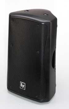 "15"" 2-way Passive 90°x50° 600W Speaker System, Black"