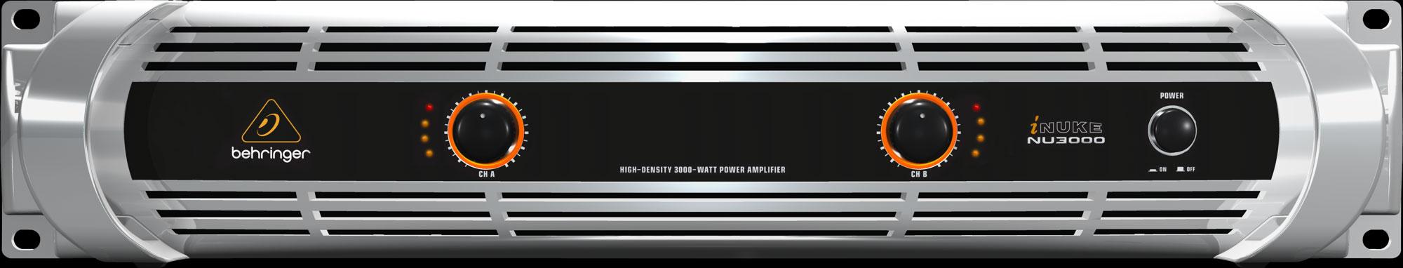 iNuke Amplifier, 2x880 Watts @ 4 Ohms
