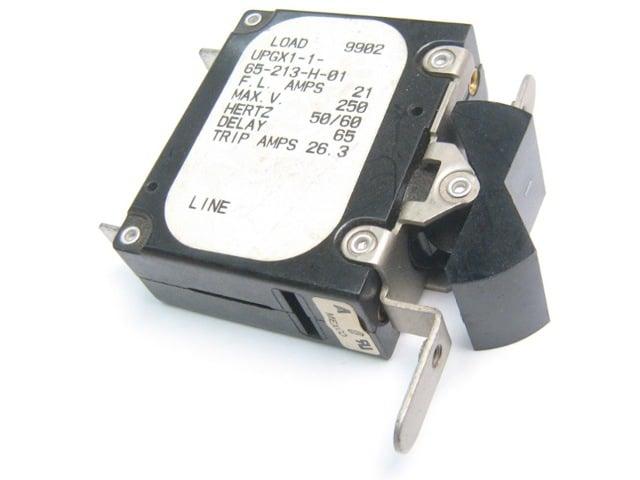 Crest Audio Power Amp Circuit Breaker