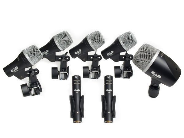 Mic, Drum Pack, 7 Piece