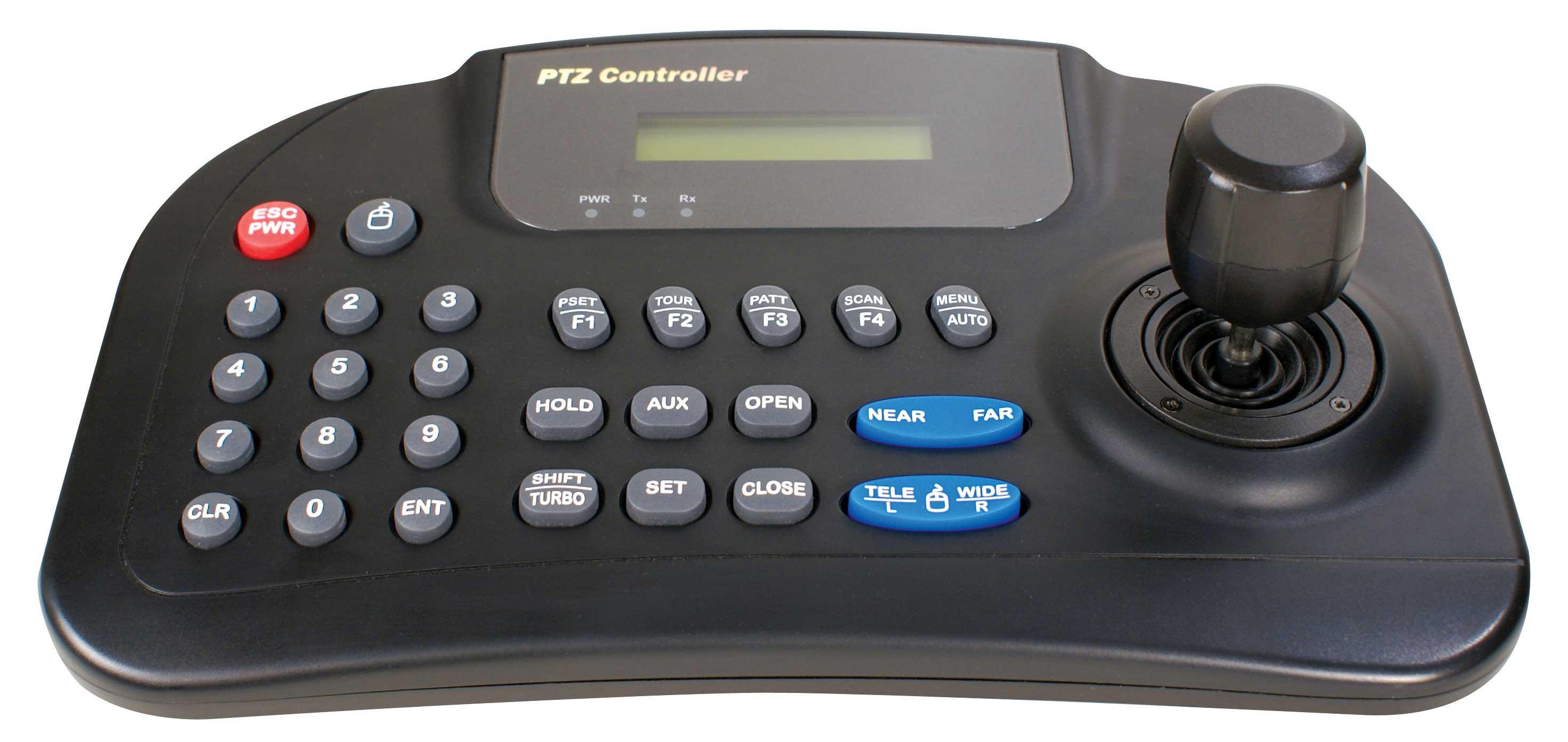 Controller Pan Tilt Zoom