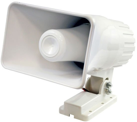 "Pyle Pro PHSP4 6"" 50W Indoor/Outdoor Paging Horn PHSP4"