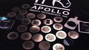Apollo Design Technology AC-GOBO-TOOLKIT  Gobo Kit, B-Size  AC-GOBO-TK-B00