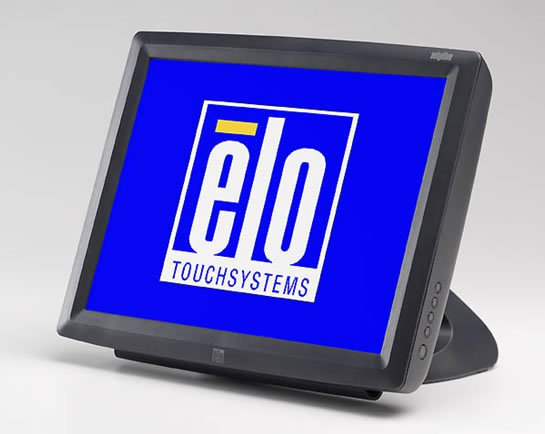 """15"""" Touch Screen Monitor by ELO Touchsystems, for use with Leprecon LP-X Series"""