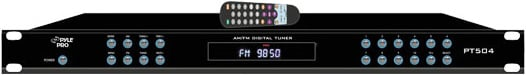 Rack-Mount Digital AM/FM Tuner