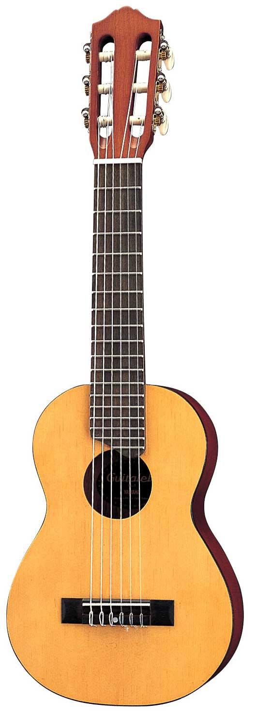 Yamaha GL1 Nylon String Guitarlele in Matte Natural Finish GL1-YAMAHA