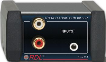 Stereo Hum Eliminator