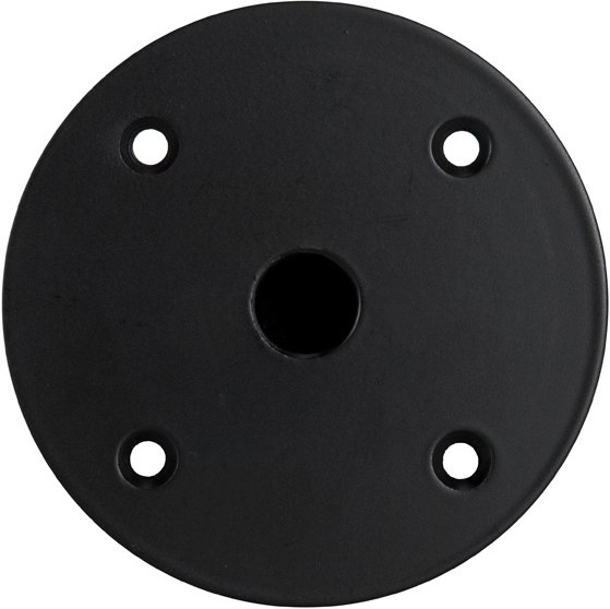 Threaded Plate for M20 Pole Mount