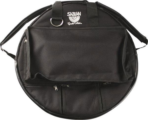"""BacPac"" Cymbal Bag in Black"