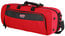 Foam Lightweight Case for Trumpet; Red Exterior