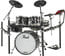 e-Pro Live Electronic Drum Kit in Black Finish with Plastic Cymbals and FREE World Series Memory Switch Kit