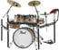 e-Pro Live Electronic Drum Kit in Quilted Maple Finish with Brass Cymbals and FREE World Series Memory Switch Kit