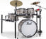 e-Pro Live Electronic Drum Kit in Diamond Glitter Finish with Brass Cymbals and FREE World Series Memory Switch Kit