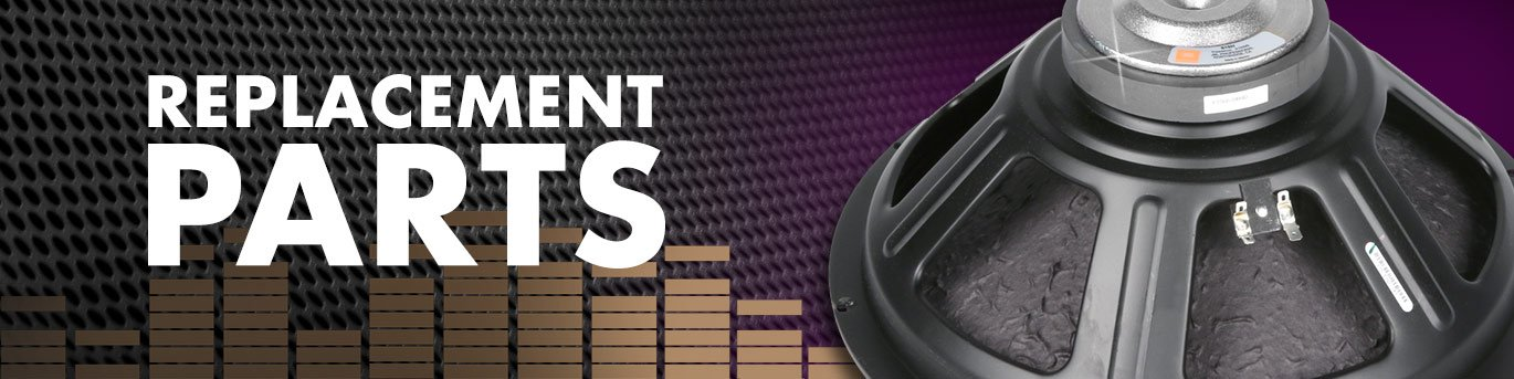 Audio Replacement Parts | Full Compass Systems