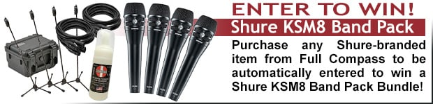 Shure Giveaway