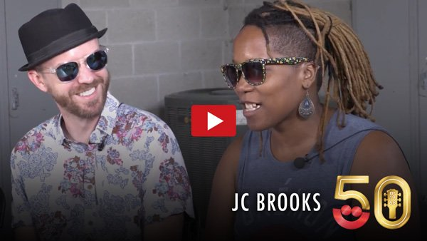 JC Brooks Interview from Summerfest 2017
