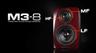 "M-Audio M3-8 8"" Three-Way Active Studio Monitor"