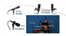 Audio-Technica Basic Drum Recording – Drums on a Budget