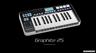 Samson Graphite 25 25-Key USB MIDI Keyboard Controller
