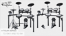 Roland TD-11KS/KVS & TD-15KS/KVS Electronic Drum Kits Overview