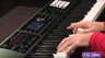 Roland FA-08 88 Key Workstation Keyboard Overview