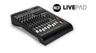 RCF L-PAD Mixer Series Overview