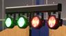 American DJ Dotz TPar LED Wash System
