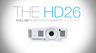 Optoma HD26 Full HD Home Theater Projector