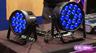Elation SixPar Series LED Par Type Fixtures